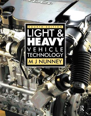 Light and Heavy Vehicle Technology book