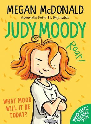 Judy Moody by Peter H. Reynolds