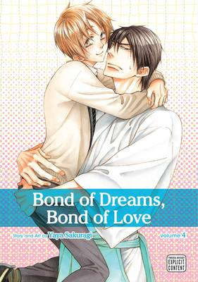 Bond of Dreams, Bond of Love, Vol. 4 book