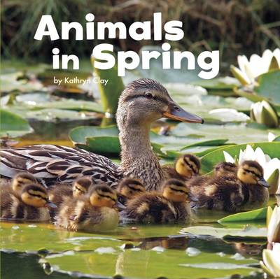 Animals in Spring by Mira Vonne