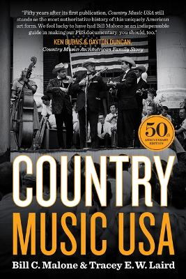 Country Music USA by Bill C. Malone