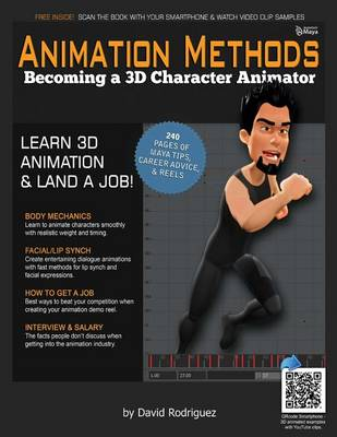 Animation Methods by David Rodriguez