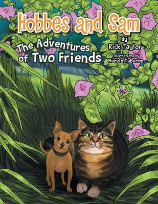 Hobbes and Sam by Rick Taylor