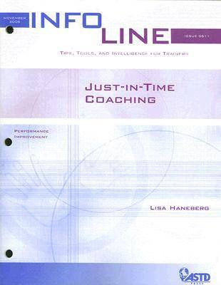 Just-in-time Coaching by Lisa Haneberg