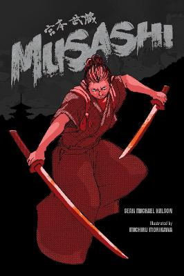 Musashi (A Graphic Novel) book