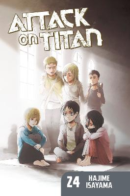 Attack On Titan 24 by Hajime Isayama