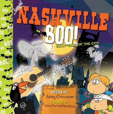 Nashville Boo by Ashley Crownover