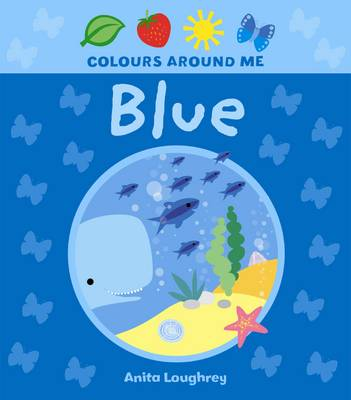 Blue by Anita Loughrey