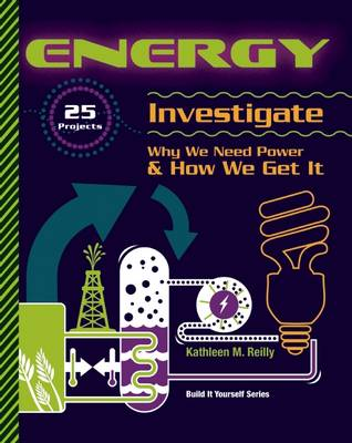 ENERGY by Kathleen M. Reilly