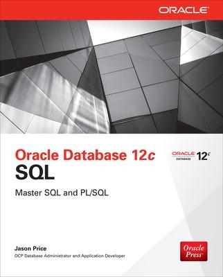 Oracle Database 12c SQL book