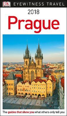 DK Eyewitness Travel Guide Prague by DK