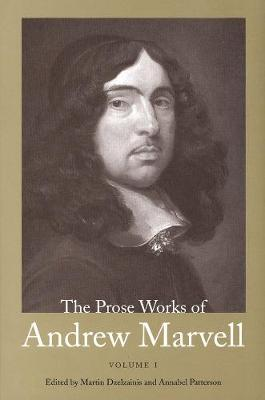 Prose Works of Andrew Marvell book