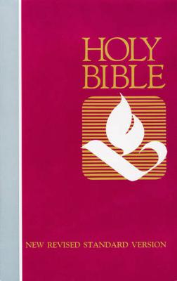 NRSV, Pew Bible, Hardcover, Red by Zondervan