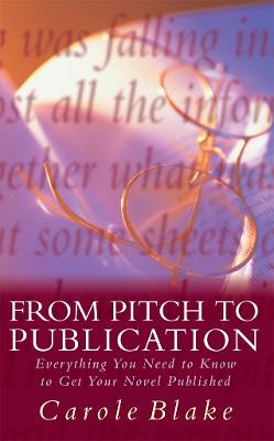 From Pitch to Publication book