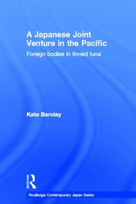 Japanese Joint Venture in the Pacific book