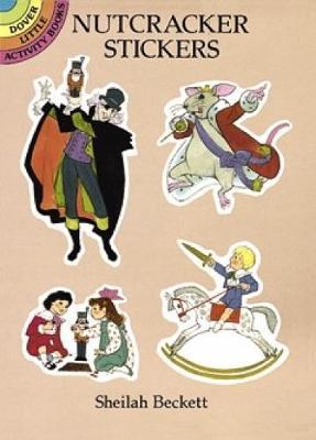 Nutcracker Stickers by Sheilah Beckett