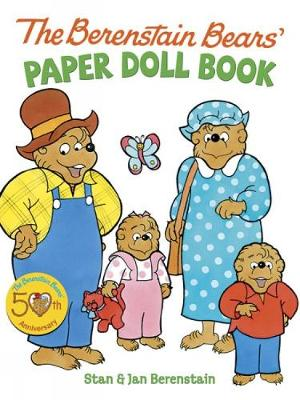 Berenstain Bears' Paper Doll Book by Stan Berenstain