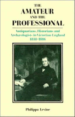Amateur and the Professional book