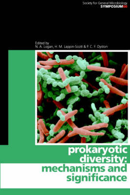 Prokaryotic Diversity book