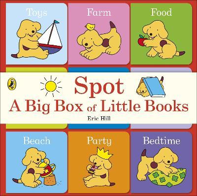 Spot: A Big Box of Little Books book