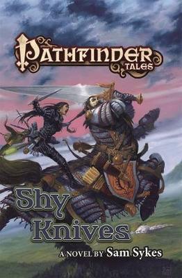 Pathfinder Tales by Paizo Publishing LLC.