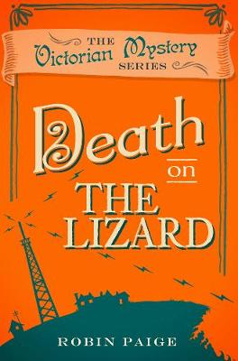 Death On The Lizard by Robin Paige
