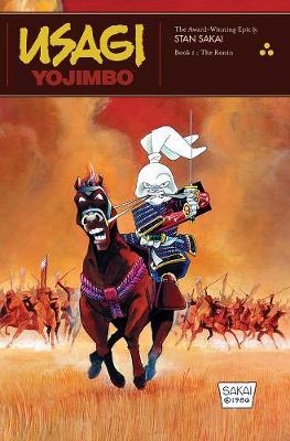 Usagi Yojimbo: Book 1 book