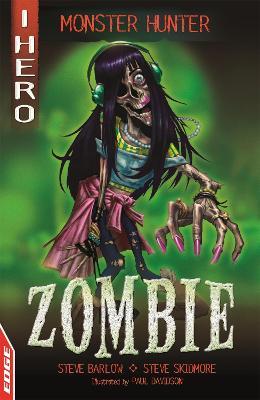 EDGE: I HERO: Monster Hunter: Zombie book