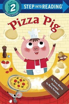 Pizza Pig book