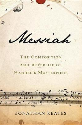 Messiah by Jonathan Keates