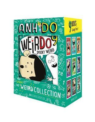 WEIRDO 1-9 BOXSET book