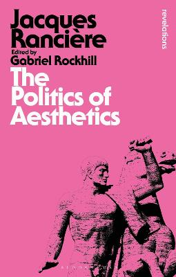 Politics of Aesthetics by Gabriel Rockhill