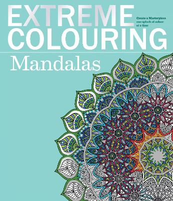 Extreme Colouring: Mandalas by Beverley Lawson