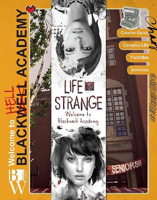 Life is Strange: Welcome to Blackwell Academy book
