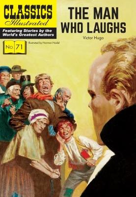 Man Who Laughs book