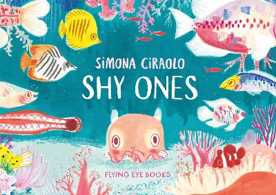 Shy Ones book