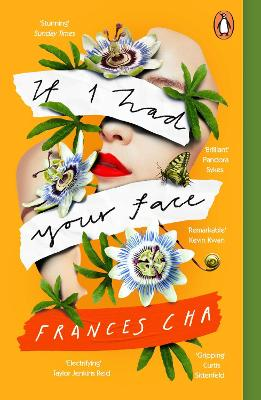 If I Had Your Face: 'Assured, bold, and electrifying' Taylor Jenkins Reid, bestselling author of MALIBU RISING book