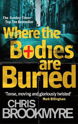 Where The Bodies Are Buried book