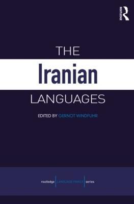 Iranian Languages book