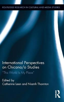 International Perspectives on Chicana/o Studies book