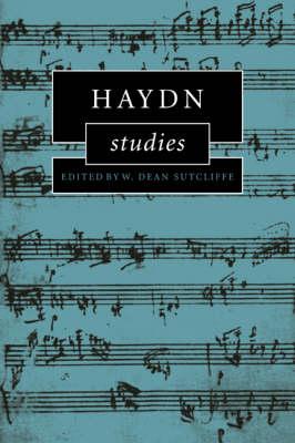Haydn Studies book