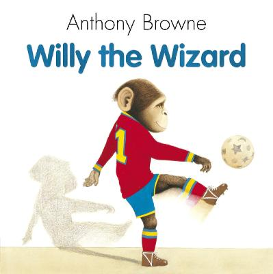 Willy The Wizard book