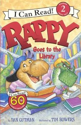 Rappy Goes to the Library by Dan Gutman