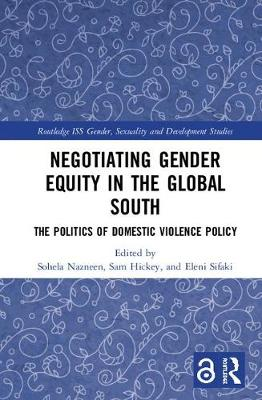 Negotiating Gender Equity in the Global South: The Politics of Domestic Violence Policy book