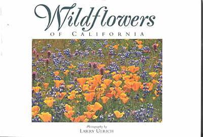 Wildflowers of California book