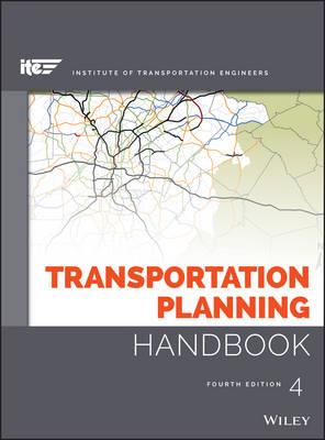 Transportation Planning Handbook 4E by ITE