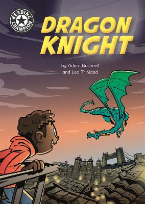 Reading Champion: Dragon Knight: Independent Reading 17 by Adam Bushnell