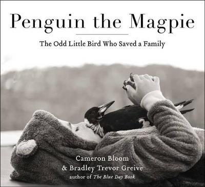 Penguin the Magpie book