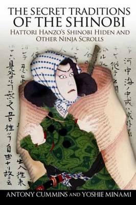 Secret Traditions Of The Shinobi book