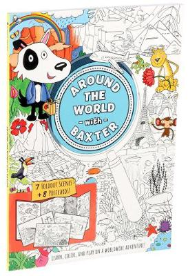 Around the World with Baxter by Courtney Acampora